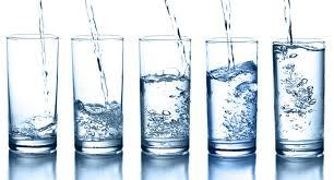 verres d'eau